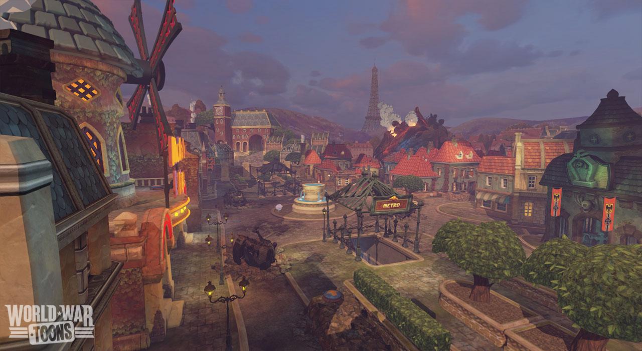 Reload Studios revela World War Toons, um FPS antenado na realidade virtual