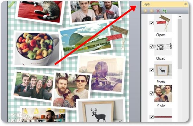 Picture Collage Maker Pro - Imagem 3 do software