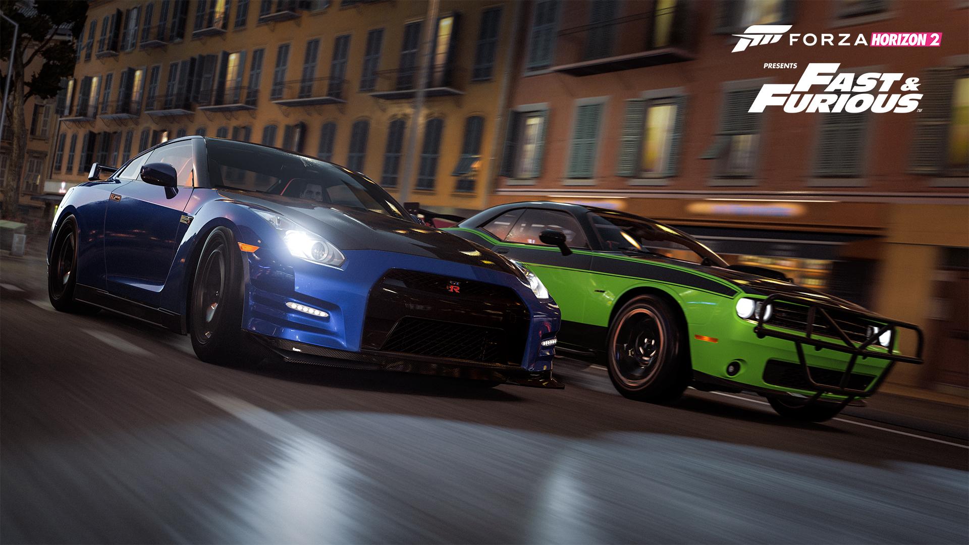 Expansão Fast and Furious para Forza Horizon 2 já está disponível