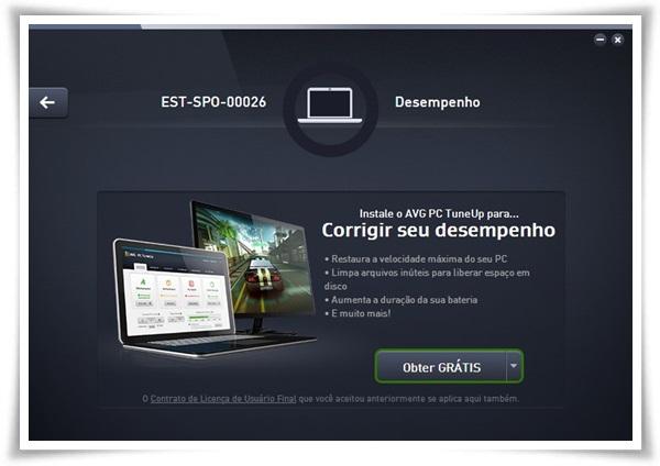 AVG Zen - Imagem 2 do software