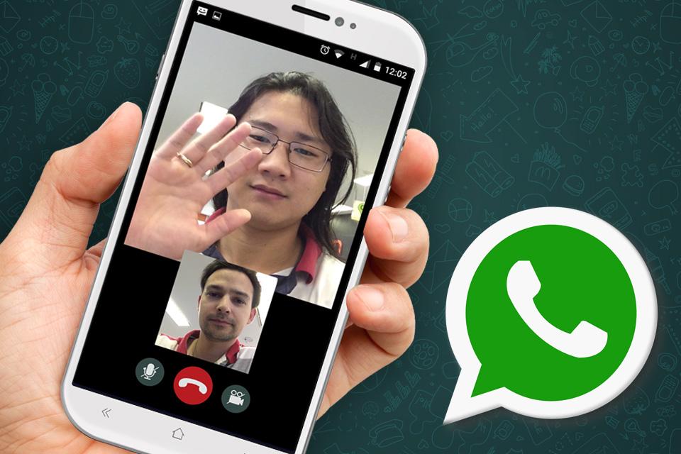 Videochamadas estão chegando ao WhatsApp. Quer experimentar? Saiba como!