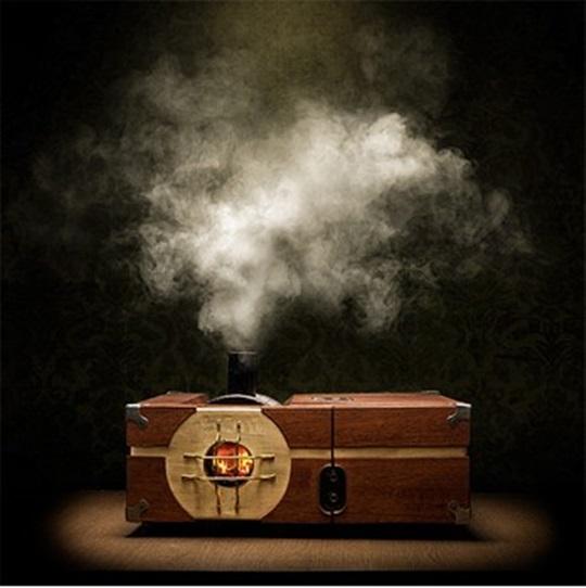 Incrível! Confira a Steam Machine movida a vapor [galeria]