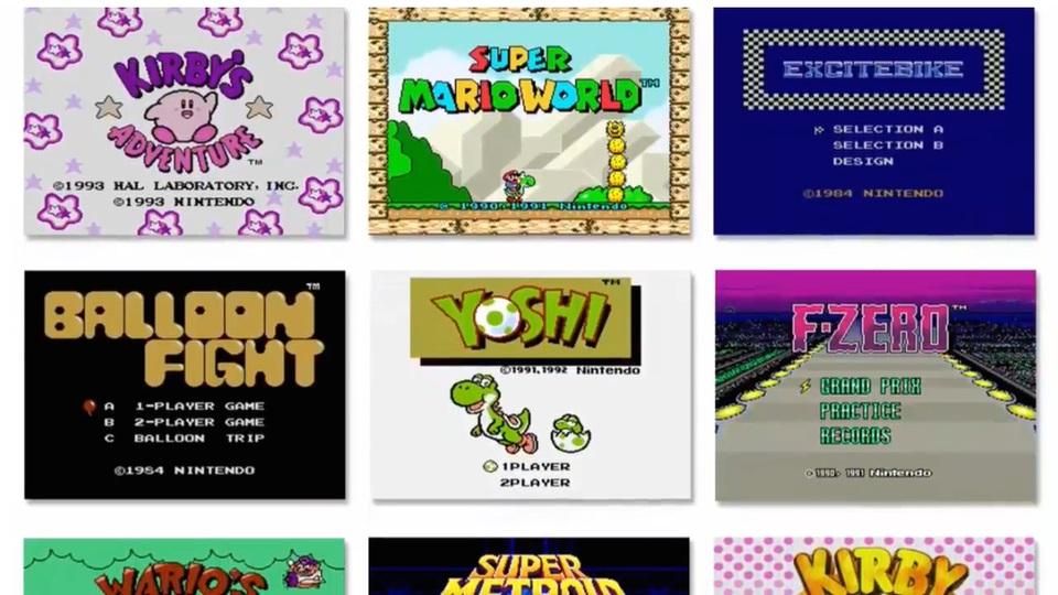 Amiibo Tap: Nintendo's Greatest Hits é anunciado durante a Nintendo Direct