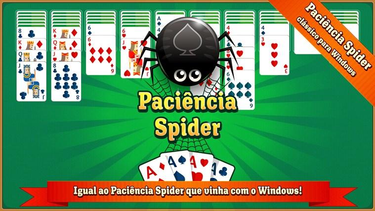 jogos paciencia spider gratis