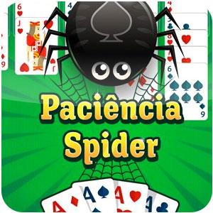 jogo de cartas spider paciencia