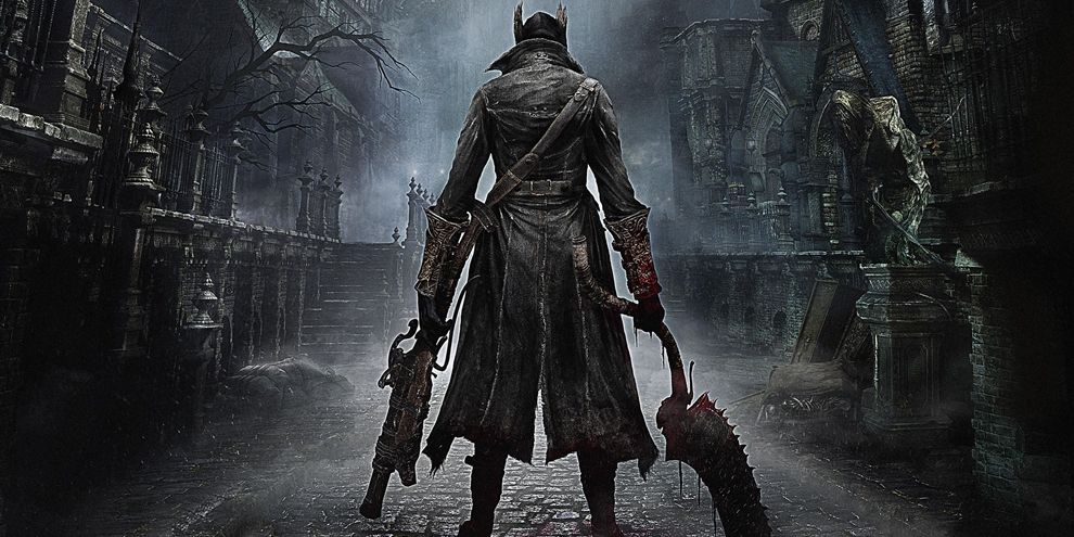 Todas as armas de Bloodborne - Parte 1