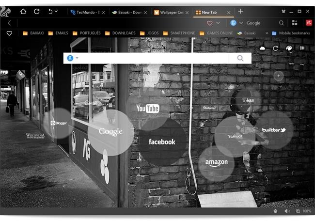 UC Browser - Imagem 4 do software