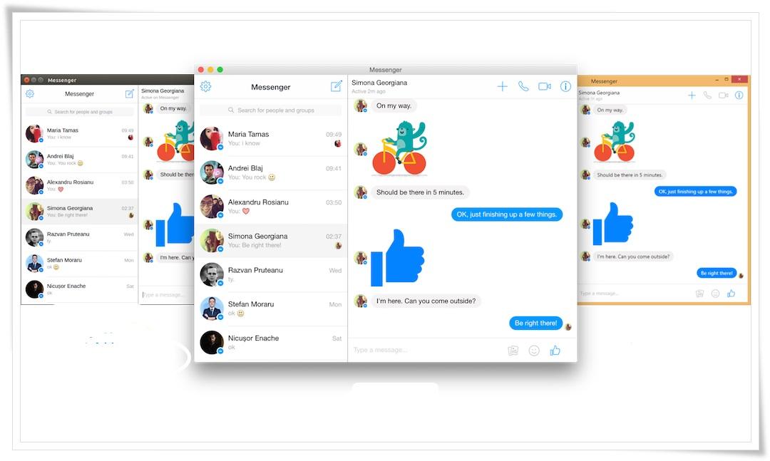 Messenger for Mac - Imagem 1 do software