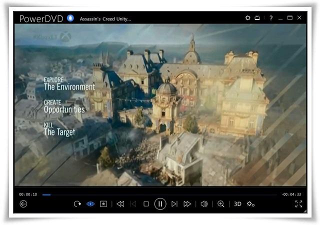 CyberLink PowerDVD 15 Ultra - Steam - Imagem 2 do software