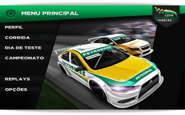 Copa Petrobras de Marcas - Imagem 1 do software