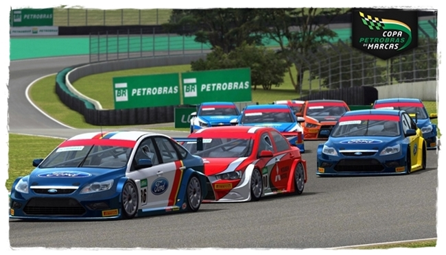 Copa Petrobras de Marcas - Imagem 2 do software