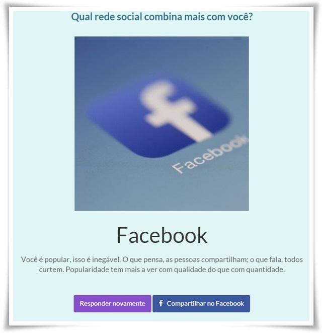 Qual rede social combina mais com você? - Imagem 1 do software