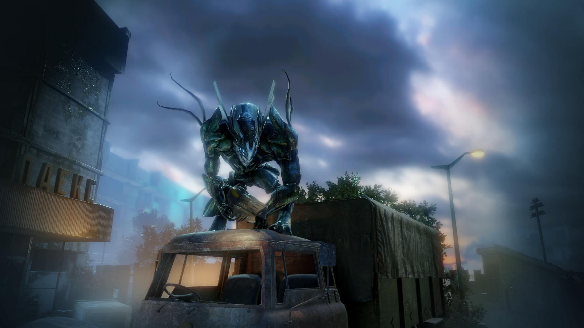 Veja as novas screenshots de Alienation