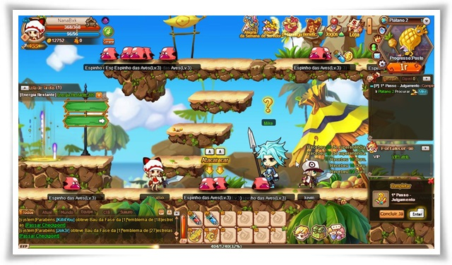 Island of Rainbow - Imagem 1 do software