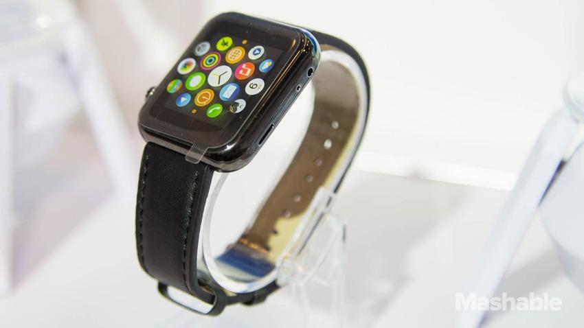 a5fb9a65442 Proliferam imitações do Apple Watch na China - TecMundo