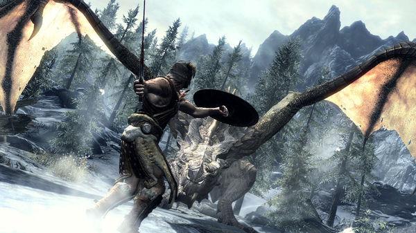 The Elder Scrolls V: Skyrim - Imagem 2 do software