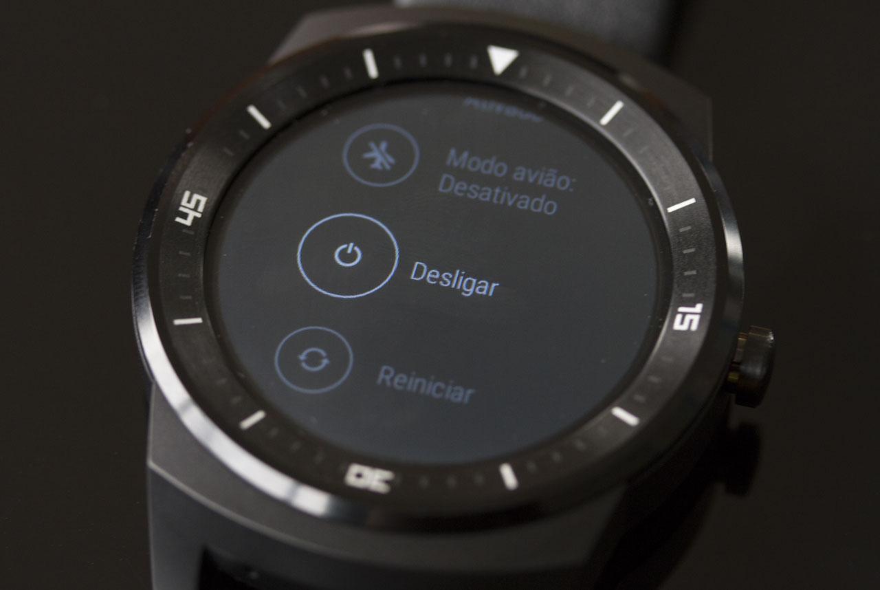 12bed991e96 Review  smartwatch LG G Watch R  vídeo  - TecMundo