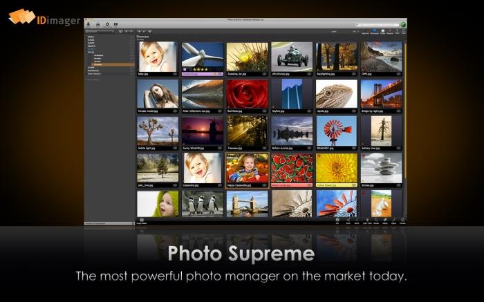 Photo Supreme - Imagem 1 do software