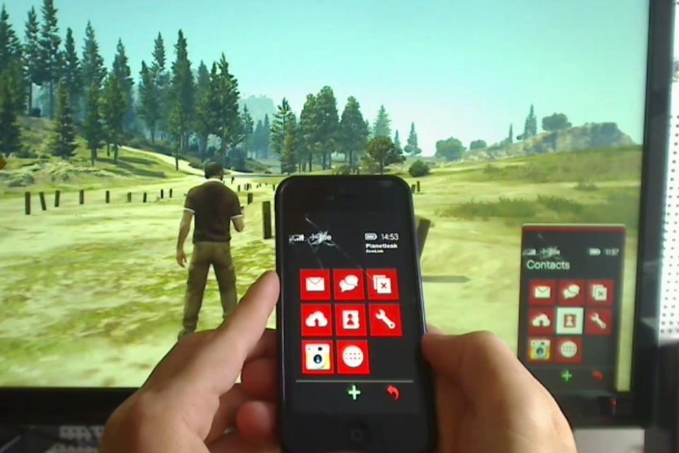 GTA V: controle o celular dos personagens usando o seu smartphone [vídeo]