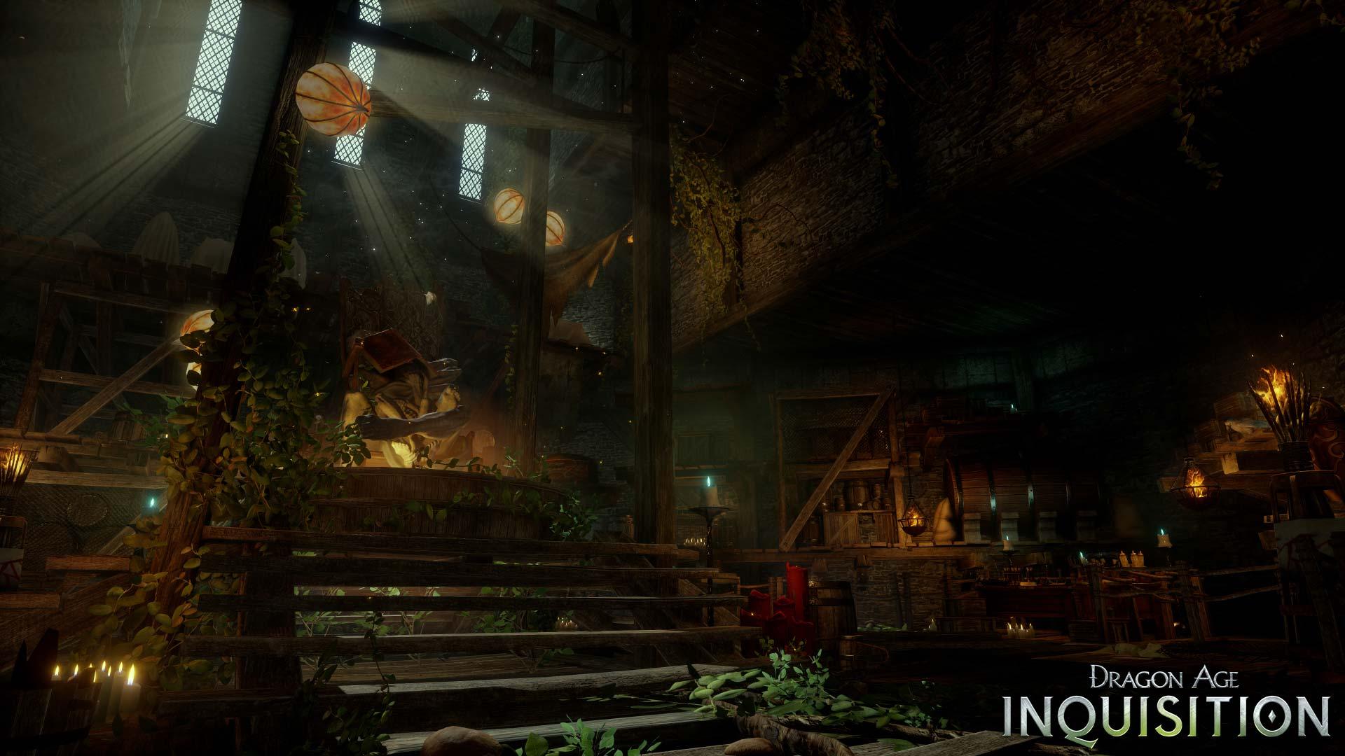 Dragon Age: Inquisition ganha dois DLC gratuitos nesta terça (5)