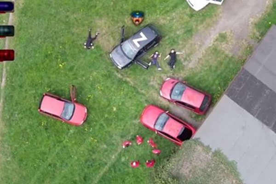 GTA 2 recriado na vida real utilizando drones e muita tecnologia