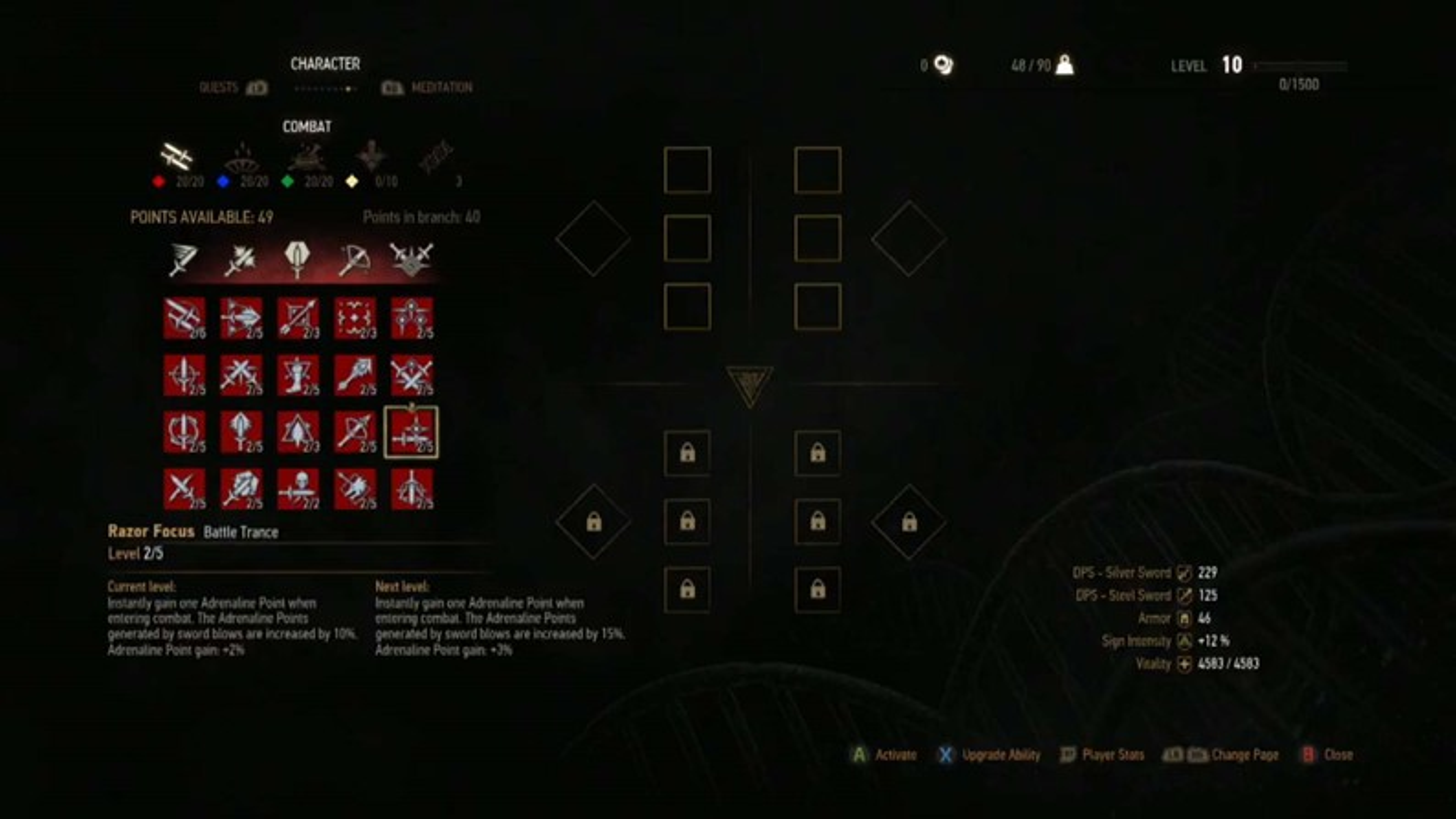 The Witcher 3: confira uma tonelada de detalhes sobre as batalhas e itens