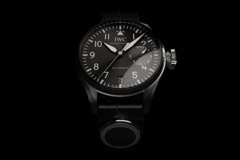 d810a2a9b22 IWC anuncia rastreador fitness para a pulseira de relógios de luxo suíços -  TecMundo
