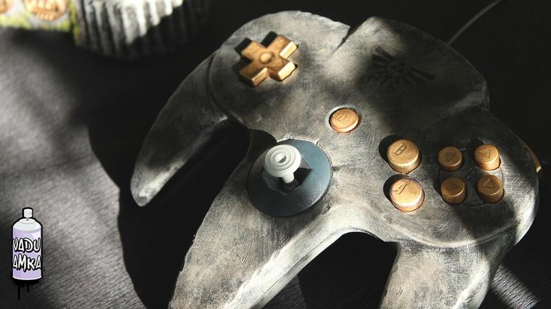 Veja o mais impressionante N64 modificado em homenagem a Ocarina of Time