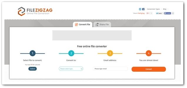 File ZigZag - Imagem 1 do software