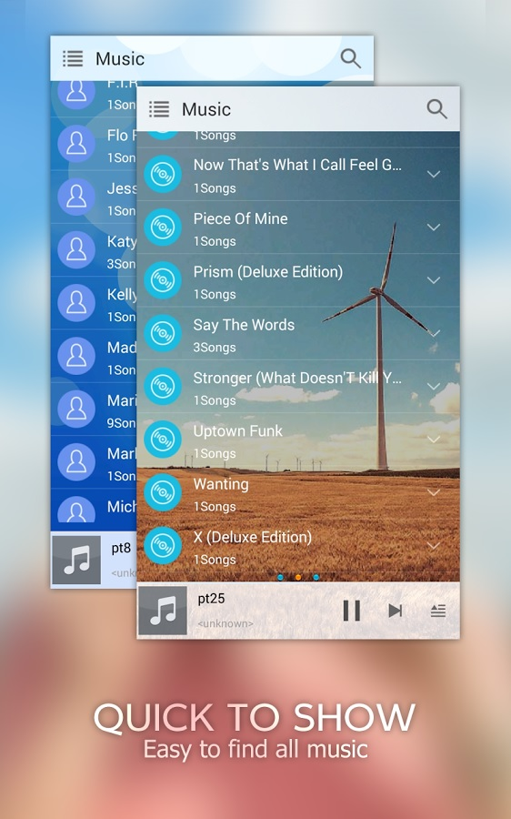 Music Player for Android - Imagem 2 do software