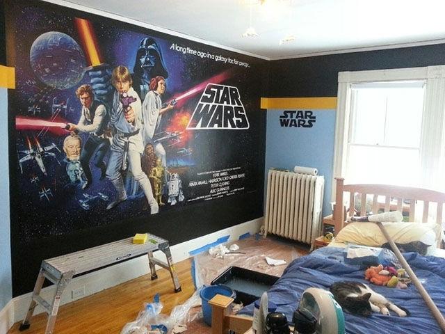 13 exemplos de decoração que todo nerd gostaria de ter em seu quarto  Mega C