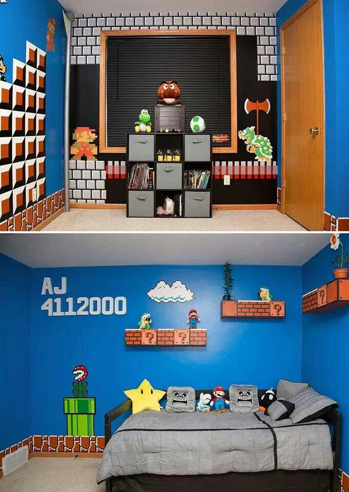 13 exemplos de decora231227o que todo nerd gostaria de ter em
