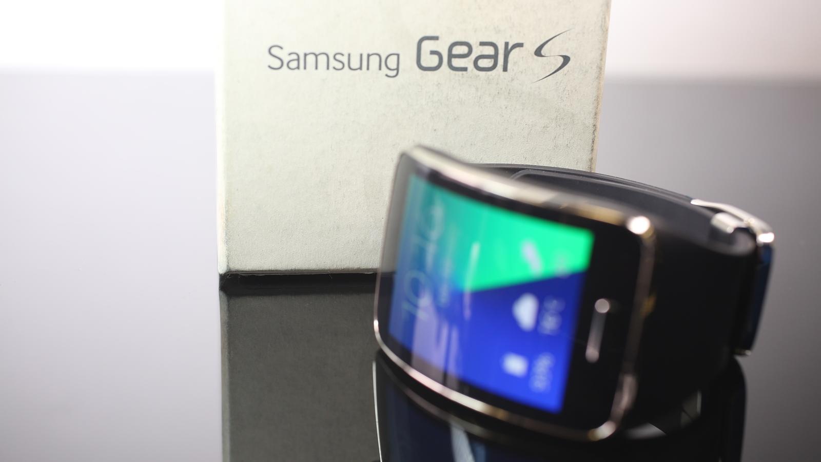 fbbe343c852 Review  smartwatch Samsung Gear S R750  vídeo  - TecMundo