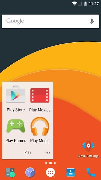 Nova Launcher - Imagem 2 do software