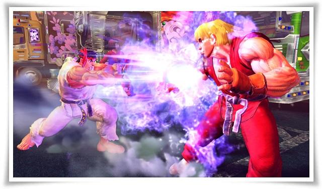 Ultra Street Fighter IV - Imagem 1 do software