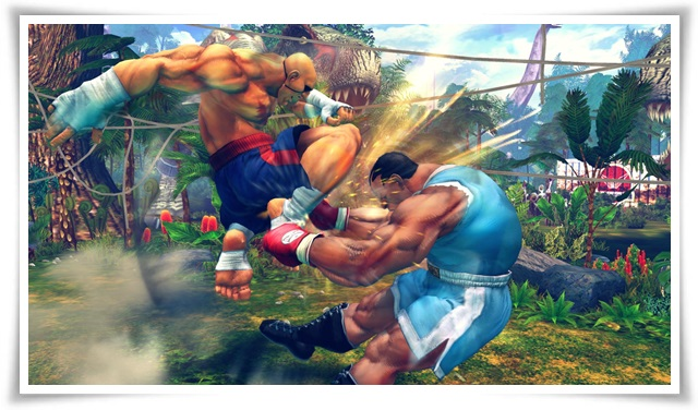Ultra Street Fighter IV - Imagem 2 do software