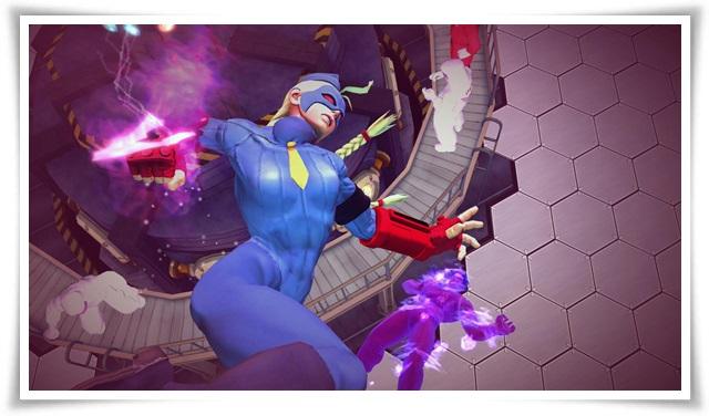 Ultra Street Fighter IV - Imagem 3 do software