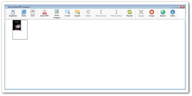 NAPS 2 - Imagem 3 do software