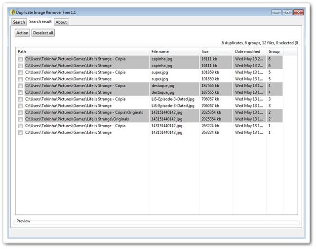 Duplicate Image Remover - Imagem 1 do software