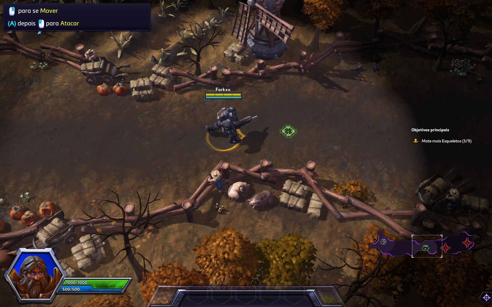 Heroes of the Storm - Imagem 1 do software