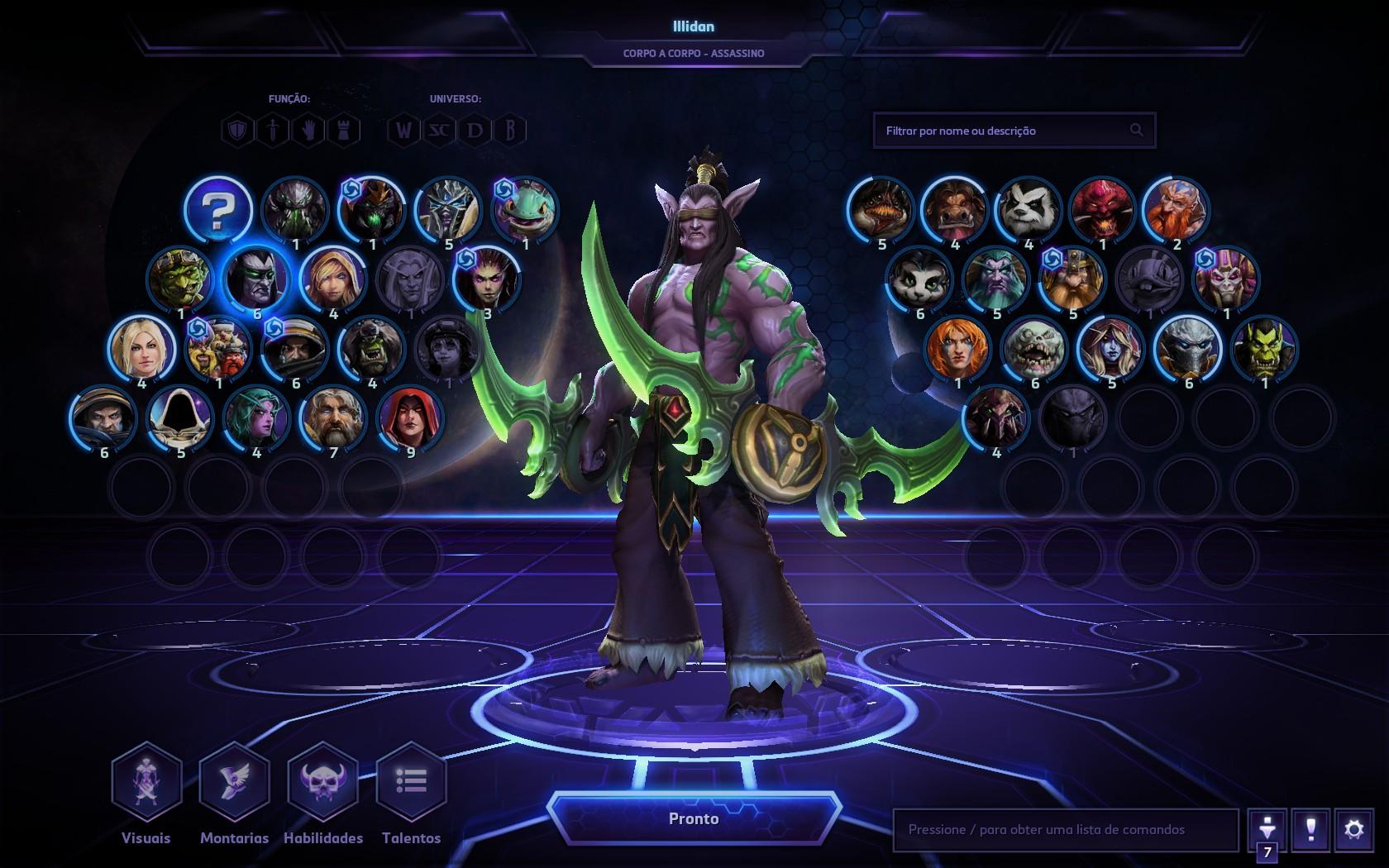 Heroes of the Storm - Imagem 4 do software