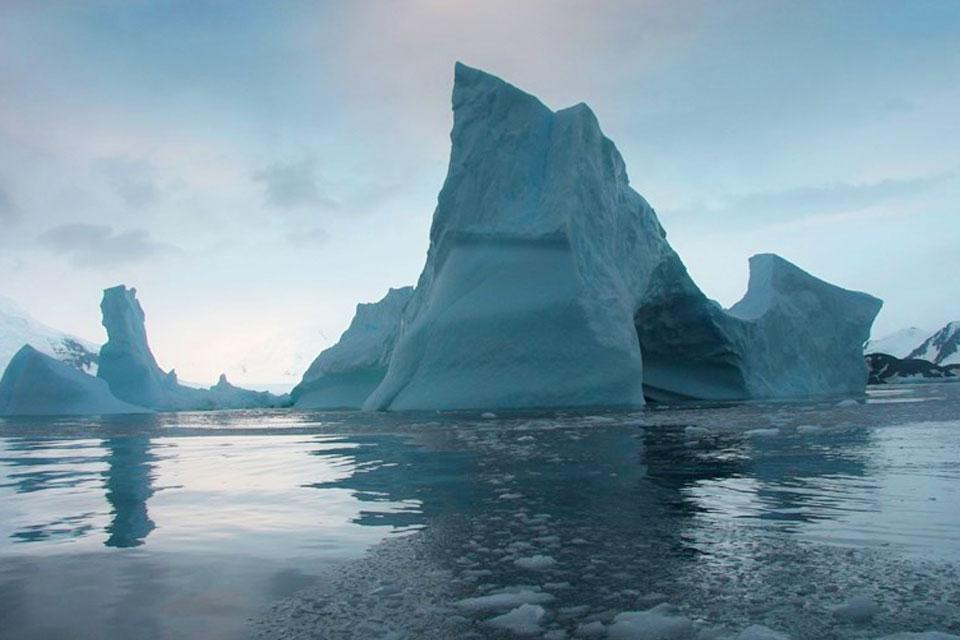 Plataforma de gelo Larsen B deve desaparecer antes do fim da década [vídeo]