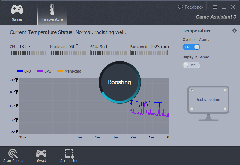 Game Assistant - Imagem 3 do software