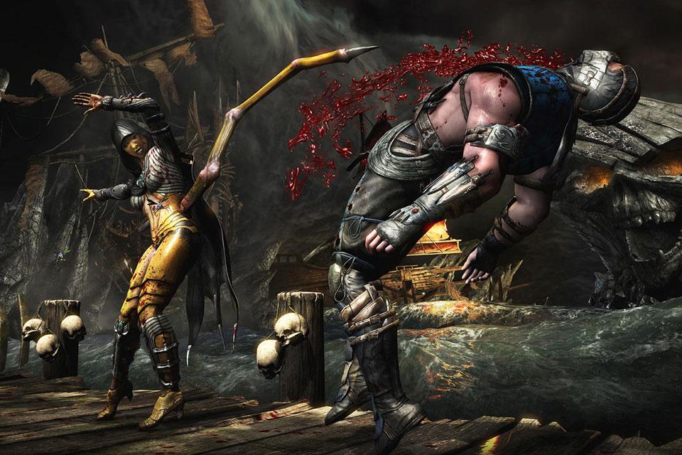 Outro Stage Brutality alucinante foi encontrado em Mortal Kombat X [vídeo]