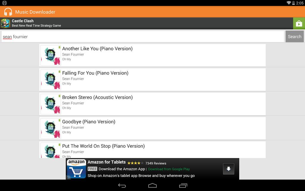 Os 7 melhores apps para baixar música no Android - TecMundo