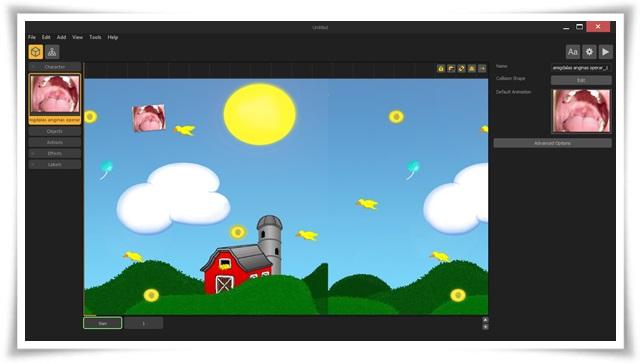 Buildbox - Imagem 1 do software