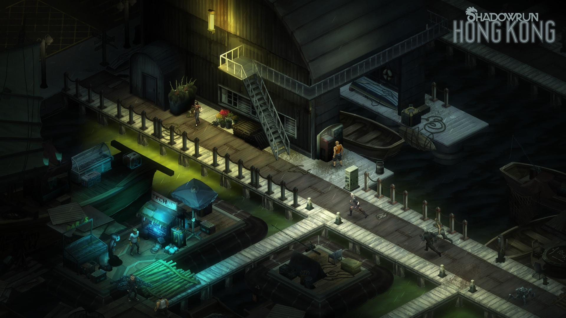 Shadowrun: Hong Kong ganha novas imagens e um vídeo