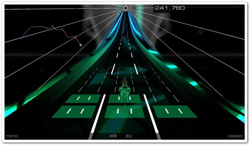 Audiosurf 2 - Imagem 1 do software
