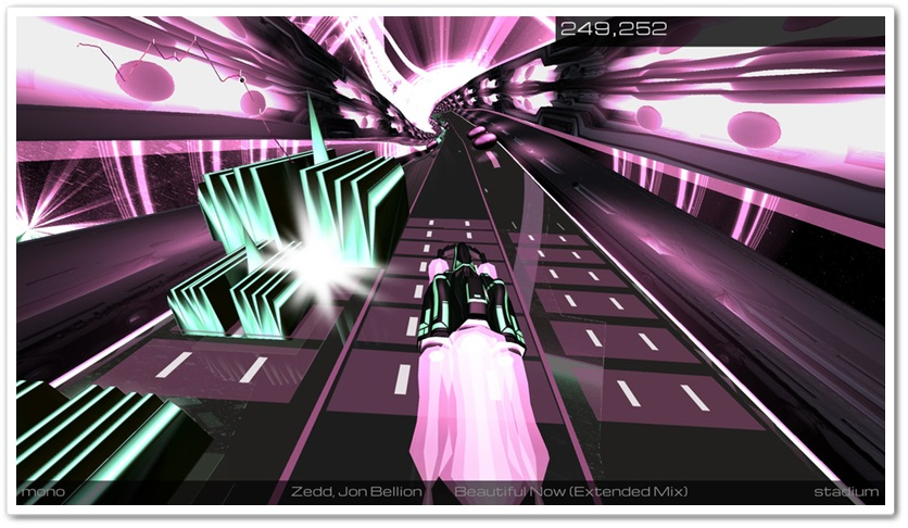 Audiosurf 2 - Imagem 2 do software