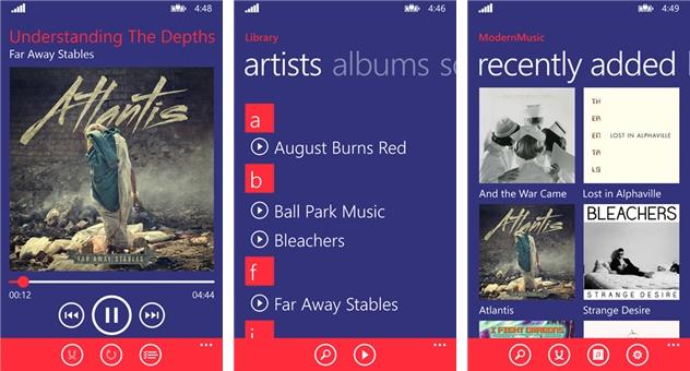 ModernMusic - Imagem 1 do software